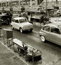 """27 Junio de 1957: el """"600"""", primer lujo popular en España 2"""