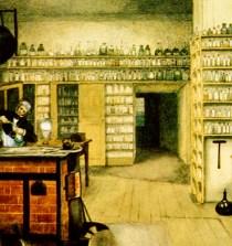 Faraday sacó la ciencia del sótano 6