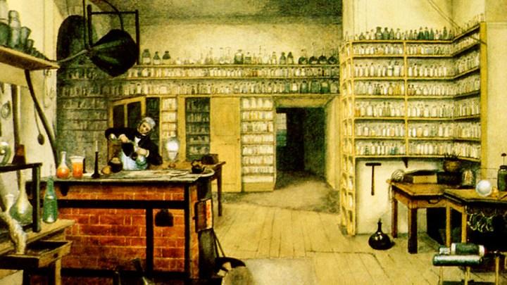 Resultado de imagen de El taller de Faraday
