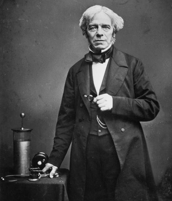 Faraday sacó la ciencia del sótano 2