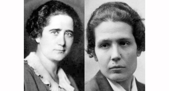 Campoamor Y Kent Dos Mujeres Un Destino