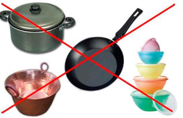¿Qué utensilios de cocina son más (o menos) saludables? 15