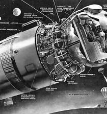 El primer visitante del espacio exterior 3