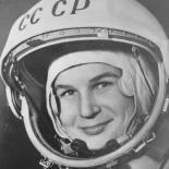 """Savitskaya, la primera """"paseante espacial"""" 3"""