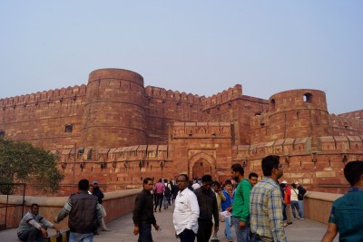 Agra, Red Fort