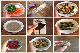 Qué podemos comer entre horas