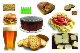 Alimentos con o sin gluten