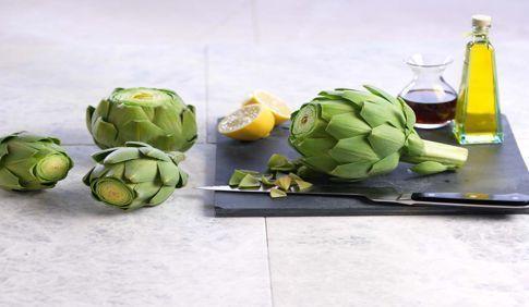 Dieta a base de alcachofa