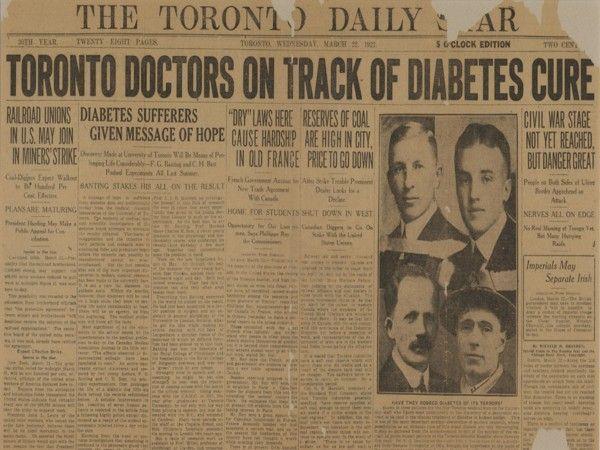 Insulina y su descubrimiento
