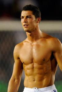 Masa Muscular de Cristiano Ronaldo