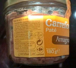 Paté al Armagnac