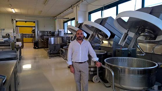 Visita a la fábrica de Ciao Carb en Pescara