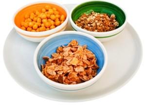Adelgazar comiendo cereales