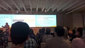 Amazon Academy celebrado en Madrid en Octubre en 2015