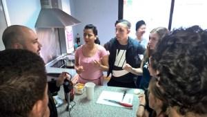 Taller de cocina y nutrición para jóvenes