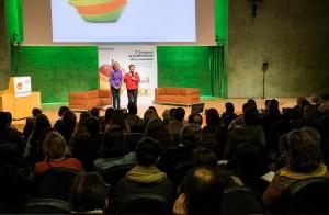 Ponencia en el congreso de alimentación viva y consciente