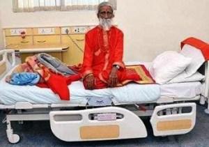 Prahlad Jani, el yogi indio