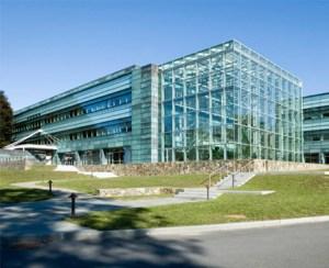 Sede de la empresa New England Biolabs