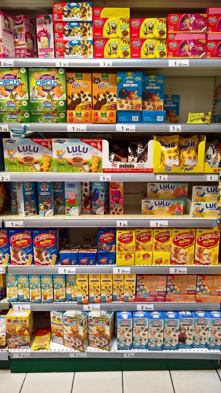 Productos para adelgazar mercadona supermarket