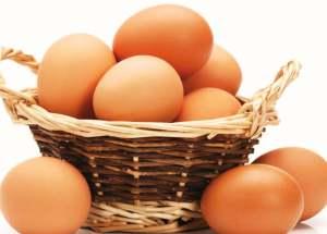 Es importante cpomer huevos para adelgazar