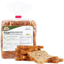 Pan bajo en Carbohidratos de CSC Foods