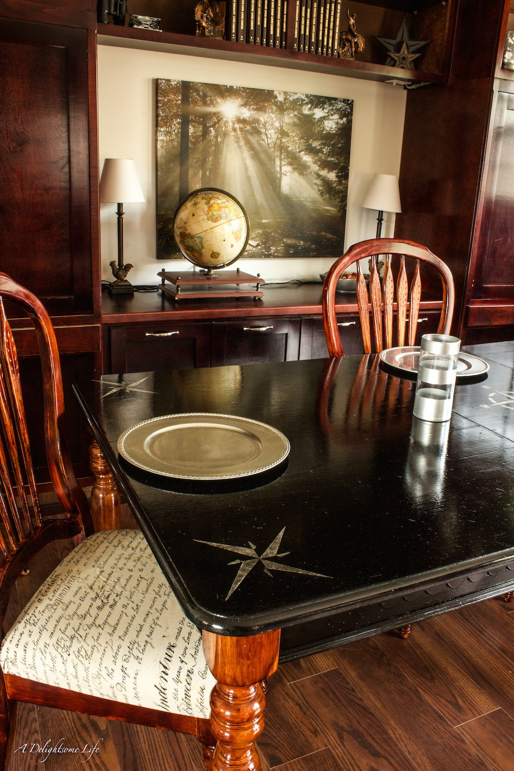 Transform Dining Table With Fusion Coal Black
