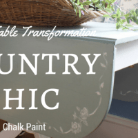 Country Chic Chalk Paint