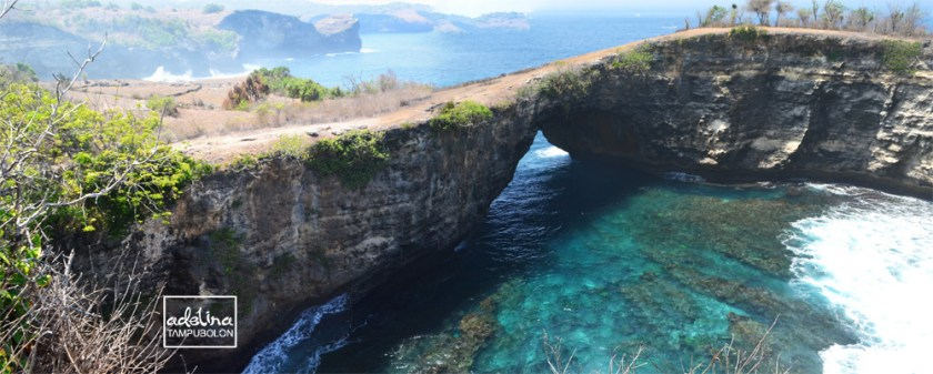 broken beach nusa penida 2