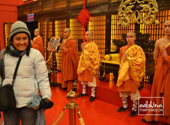 pertunjukan seni di red theater beijing