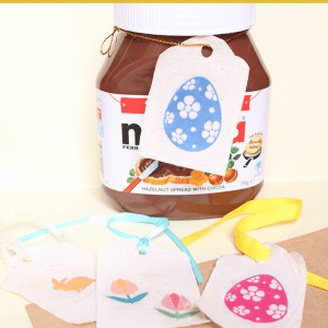 diy easter gift tags