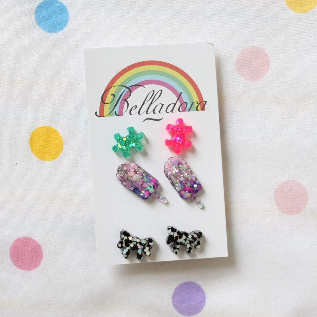 Earring set by Belladora
