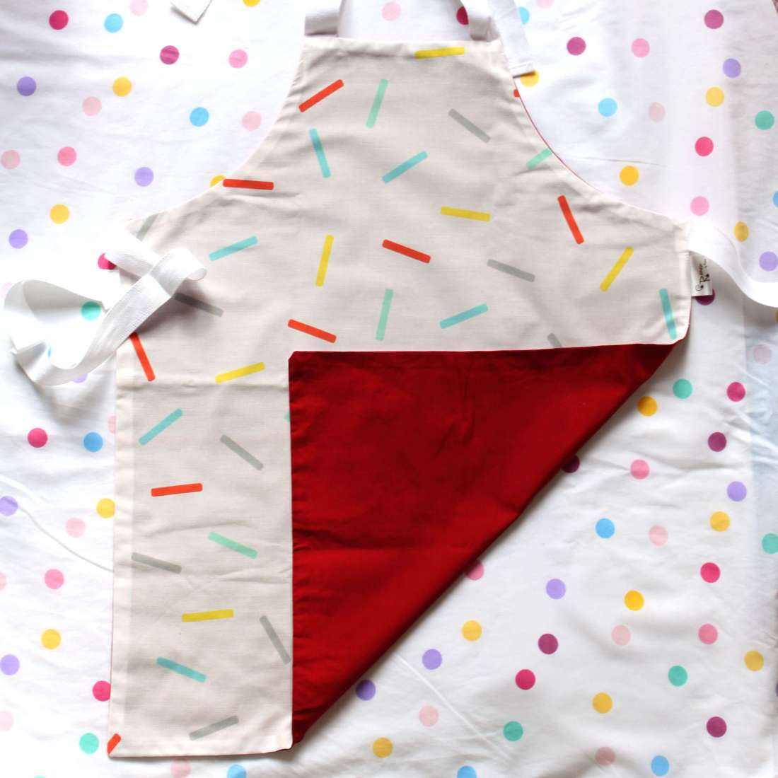 Kids apron by Renew by Riette