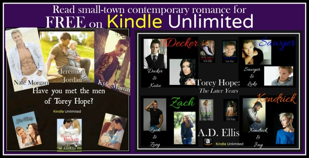 A D  Ellis | Real-life romance to keep you coming back for more