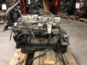 Cummins 6BTAA59L160hp Diesel Engine