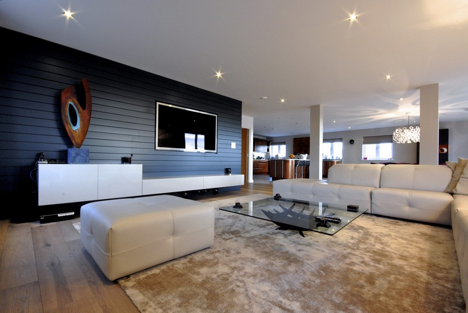 Manchester Penthouse By Curve Interior Design Adelto Adelto
