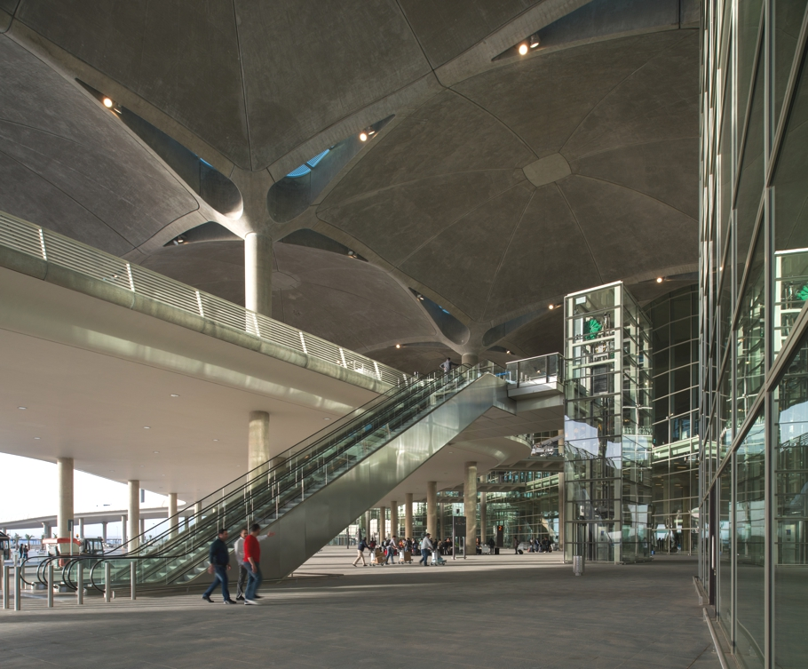 Architectural Design Amman Airport Jordan 17 Adelto Adelto