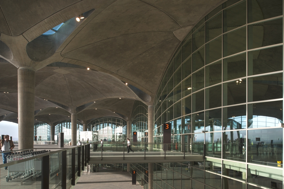 Architectural Design Amman Airport Jordan 18 Adelto Adelto