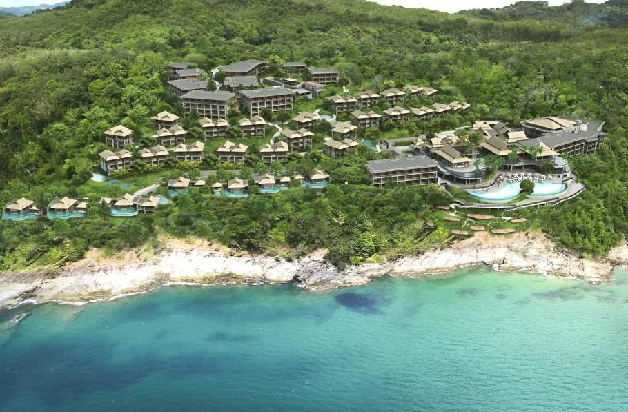 Luxury Pullman Phuket Arcardia Naithon Beach Thailand