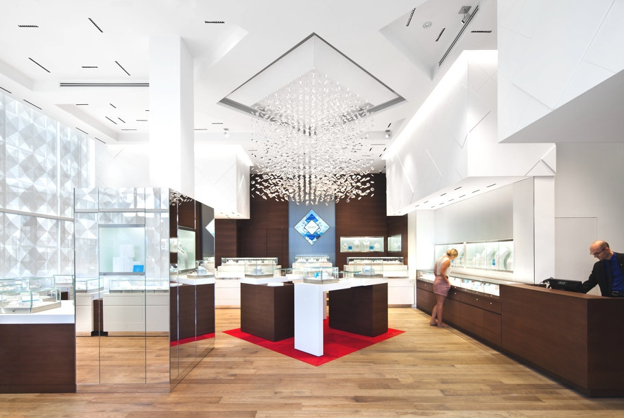 New Store Design Unveiled For Maison Birks Boutiques Canada Adelto Adelto