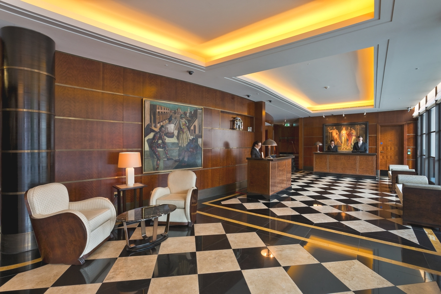 The Beaumont A Stylish Art Deco Hotel In Londons Mayfair
