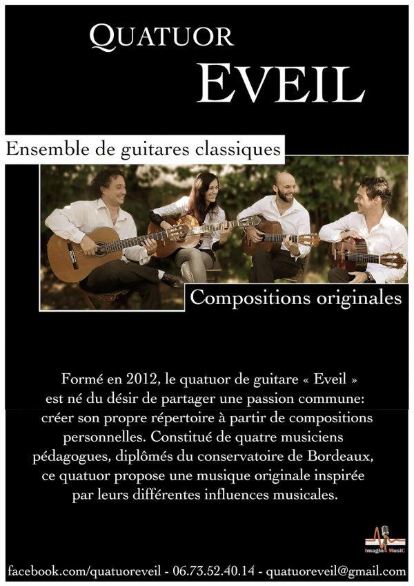 Quatuor Eveil