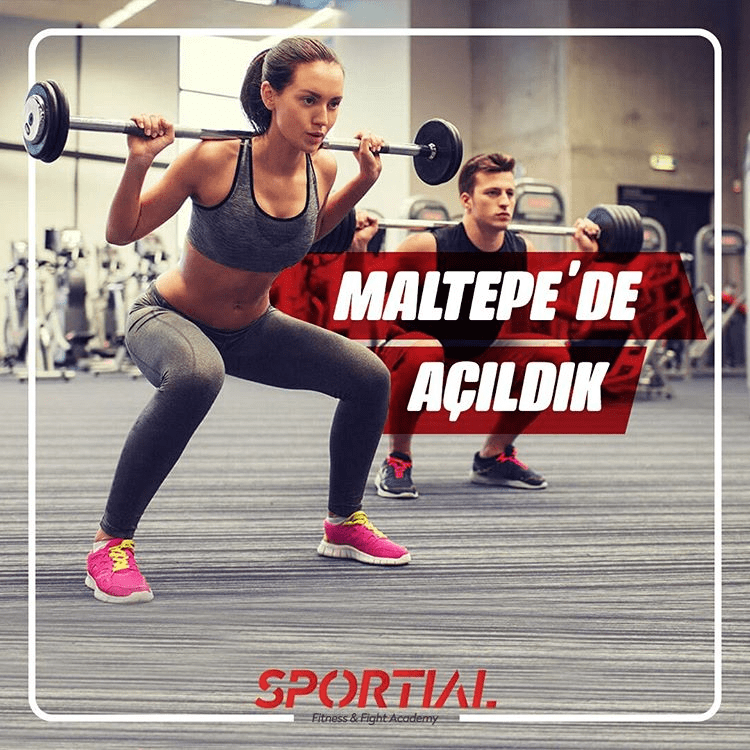 Sportial Fitness & Fight Academy Açıldı