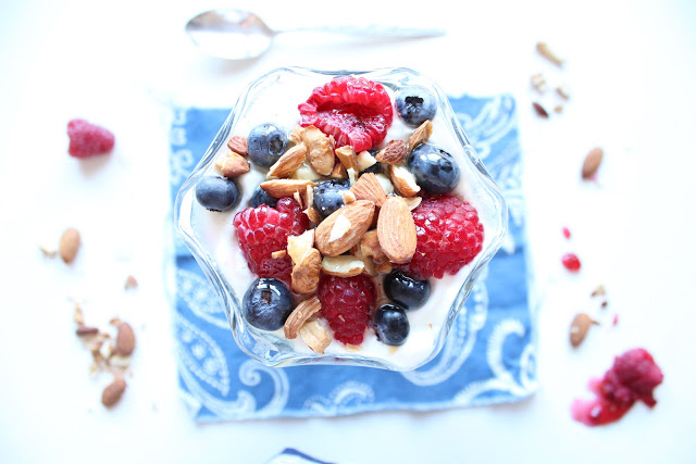 The Perfect Greek Yogurt Parfait
