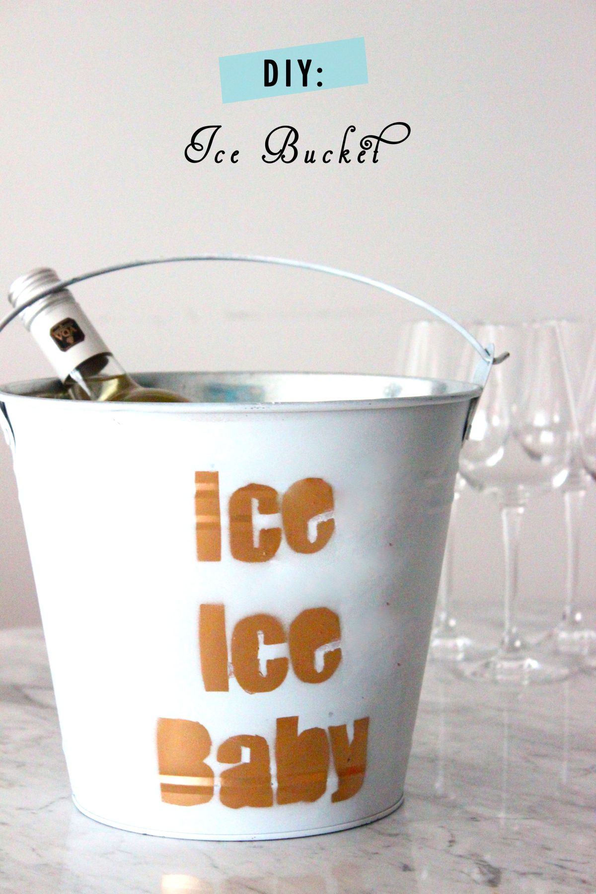 DIY Ice Bucket