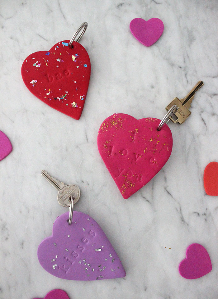 DIY: The Key to My Heart