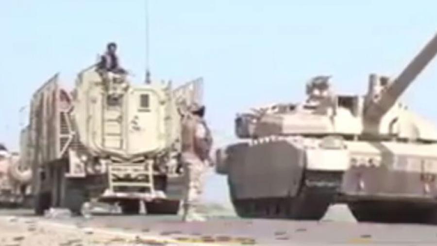 قوات الجيش الوطني تقتحم البوابة الشرقية لمعسكر خالد بتعز وتسيطر على مخزن ذخيرة