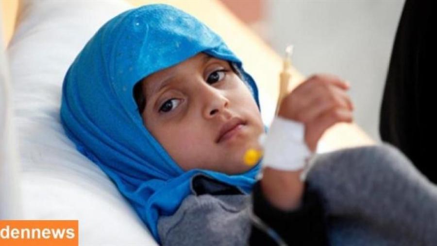 عدد وفيات الكوليرا ترتفع إلى 32 حالة في تعز وأكثر من 500 إصابة مؤكدة والوباء في تزايد