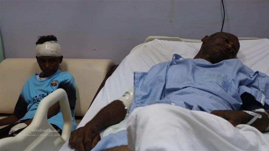 مقتل 8 أشخاص وإصابة آخرين بقصف لمليشيا الحوثي على أحياء سكنية في حجة