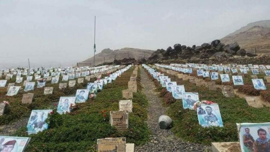 إنجازات المليشيا.. تشييد أكثر من 100 مقبرة جديدة في مناطق سيطرتها خلال عام واحد