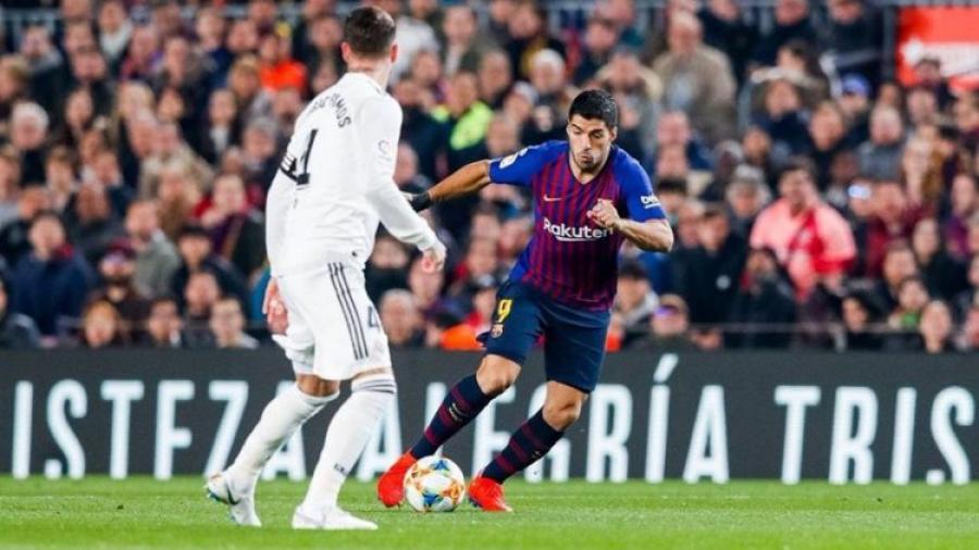 التعادل يحسم موقعة كلاسيكو الارض بين برشلونة وريال مدريد